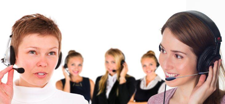 L'accueil physique et telephonique